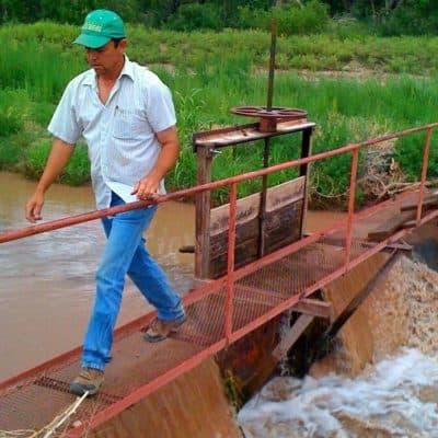 Snake Ranch Farm irrigation