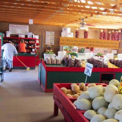 Los Lunas Market   Photo from inside the market