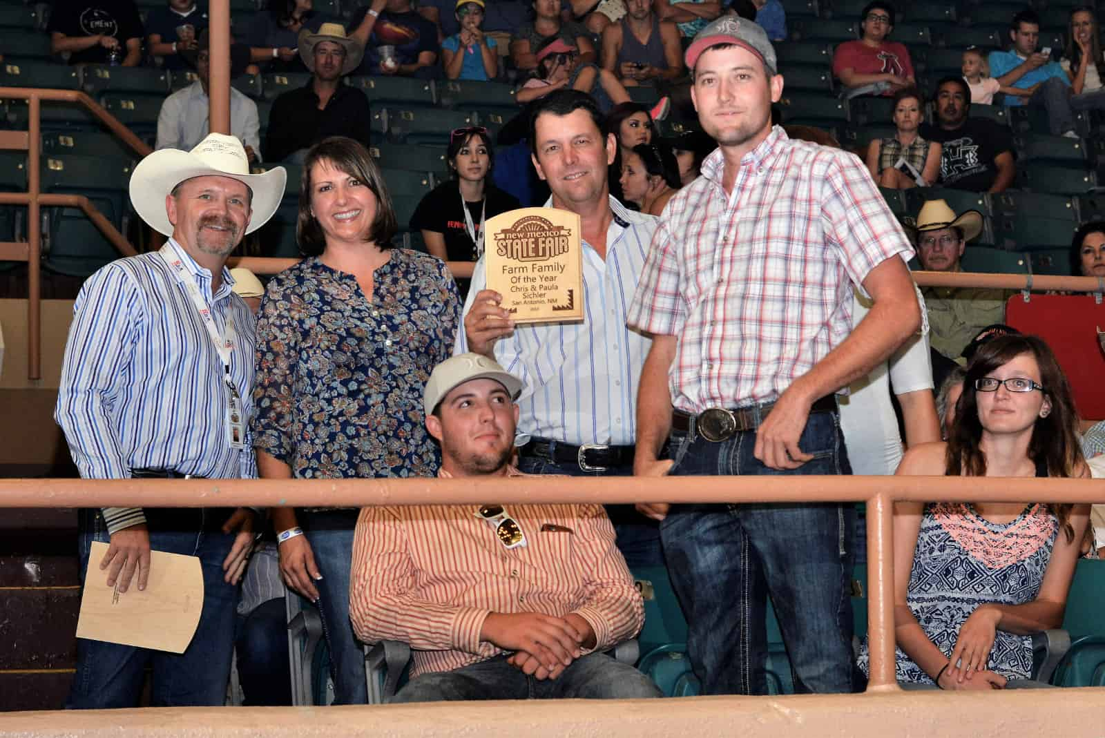New Mexico Farm Family of the Year - Sichler's