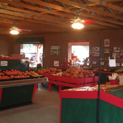 San Antonio Market where Snake Ranch Farm producuts are sold